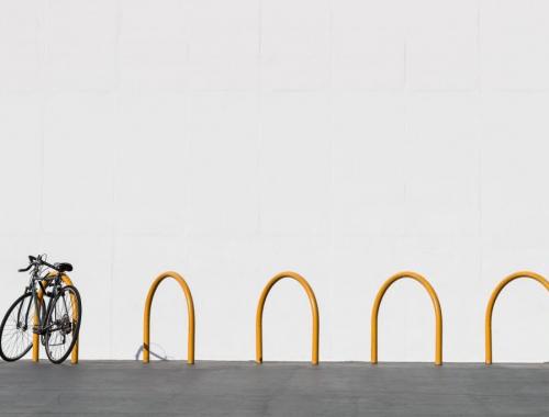 Bicicletário no centro de Tatuí é pleito do vereador Marquinho de Abreu