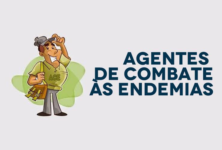 Agentes de Combate às Endemias terão dados divulgados pela Prefeitura